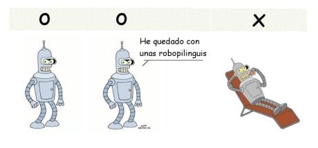 Bender Autómata